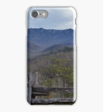 Smoky Mountain Daydreaming iPhone Case/Skin