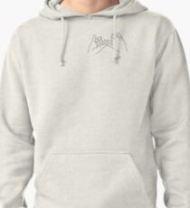Pinky Promise Pullover Hoodie