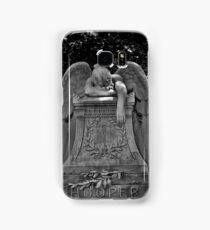 Weeping Angel.  Samsung Galaxy Case/Skin