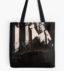 Paris Melbourne Tote Bag
