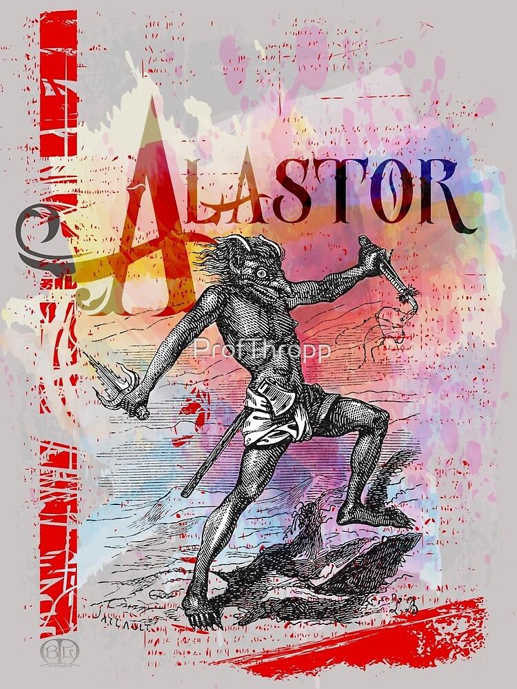 Alastor The Nemesis Demon by ProfThropp