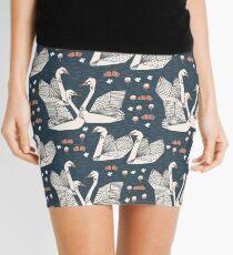Origami Swans by Andrea Lauren Mini Skirt