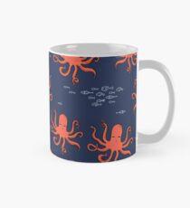 Octopus by Andrea Lauren Mug