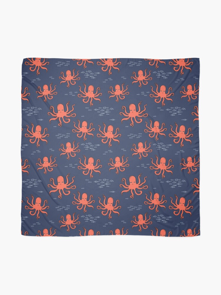 Alternate view of Octopus by Andrea Lauren Scarf