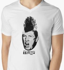 Trump Is The New Punk (Black Graphic) T-Shirt