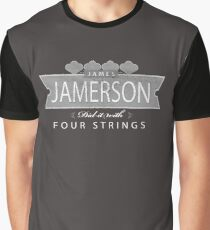 Jamerson Four-String King Graphic T-Shirt