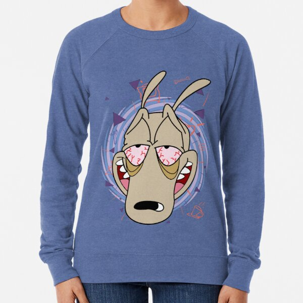 Rocko's Modern High Life Lightweight Sweatshirt