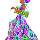 Drummer in a dress -Thalie by tqueen