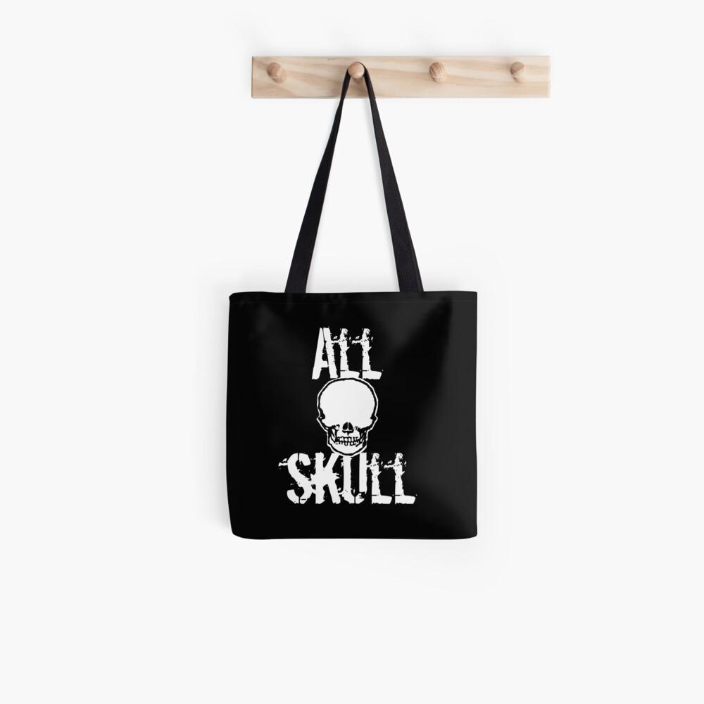 All Skull - The Dark Side Tote Bag