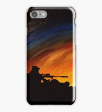 On Watch iPhone Case/Skin