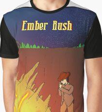 Ember Rush - Crash site Graphic T-Shirt