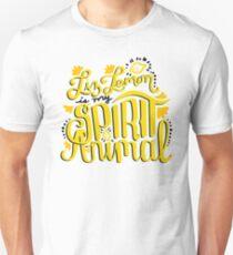Liz Lemon is my Spirit Animal Unisex T-Shirt