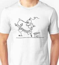 Running Nose. Unisex T-Shirt