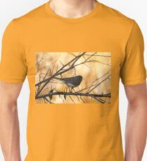 Autumn Junco Unisex T-Shirt