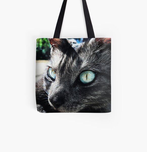 Birdwatching All Over Print Tote Bag