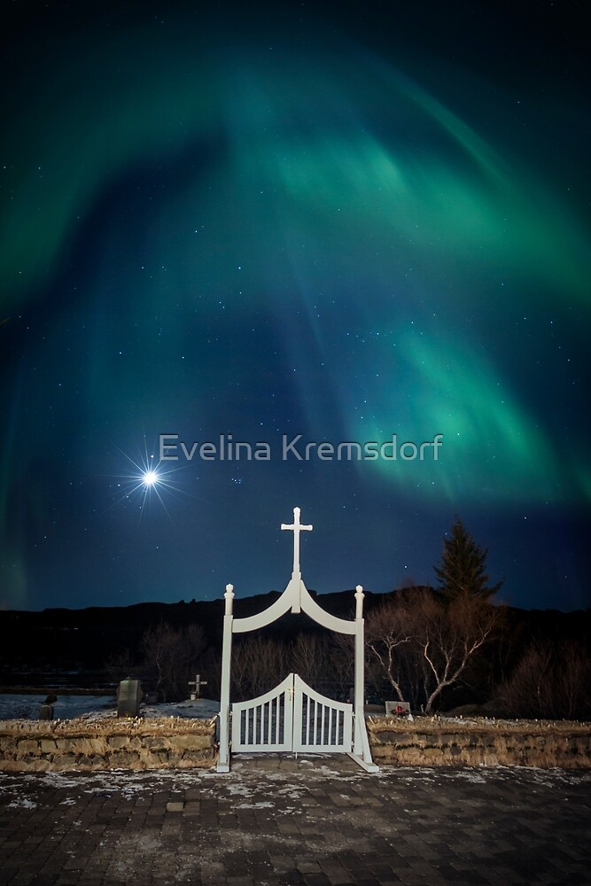 Pathway To The Moon by Evelina Kremsdorf