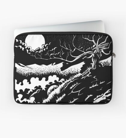 Two by Moonlight Laptop Sleeve