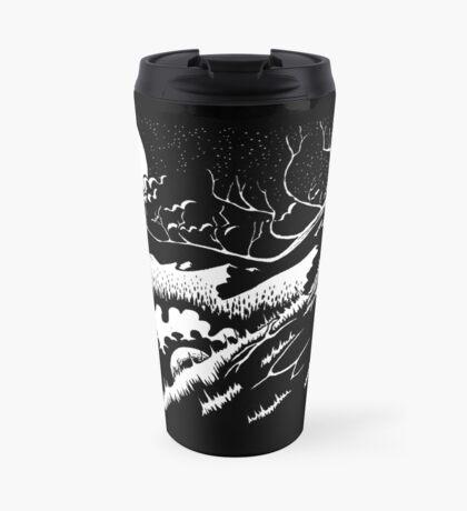 Two by Moonlight Travel Mug