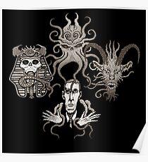 Lovecraftian Rhapsody Poster