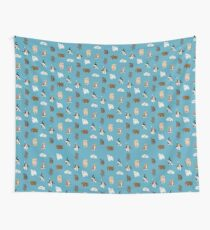 puppies Wall Tapestry
