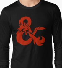 Dungeons & Dragons Long Sleeve T-Shirt