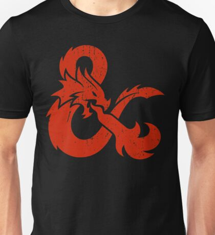Dungeons & Dragons Unisex T-Shirt