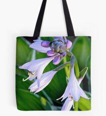 Lavender Bell Flower - k5935 Tote Bag
