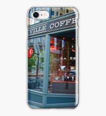Storyville Coffee 1st and Madison Ave  iPhone Case/Skin