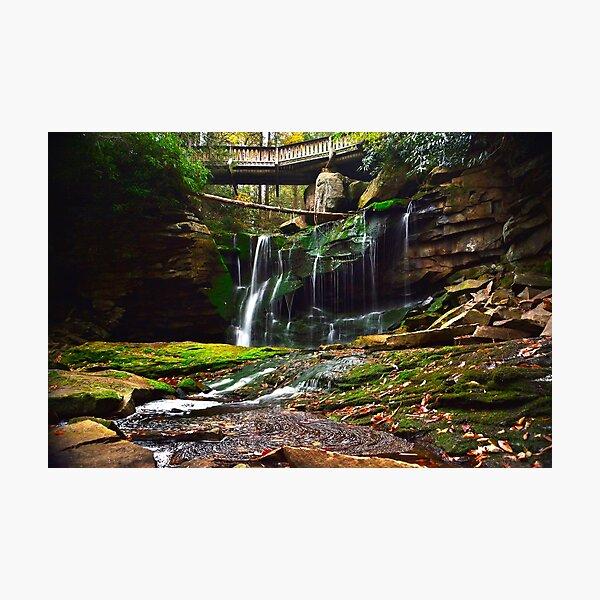 Elekala Falls Photographic Print