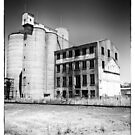 Wise Bros Flour Mills, Tocumwal by Natalie Ord