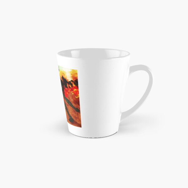 """Runtime"" Cover Art Tall Mug"