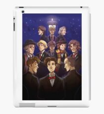 "Doctor Who Medley (""50 Years of Doctor Who"" without Captions) iPad Case/Skin"