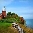 Big Bay Lighthouse by Brian Gaynor