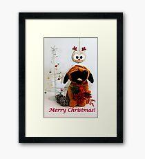 Merry Christmas! - No. 3 Framed Print