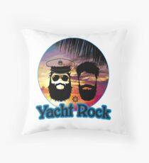 Yacht Rock AOR Music Shirt Throw Pillow