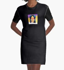 RU IN LOVE? Graphic T-Shirt Dress