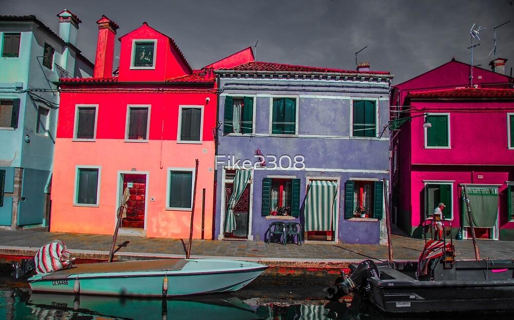 Burano, Italy by Fike2308