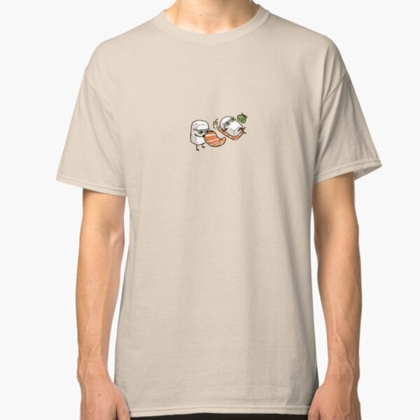 Sushi on the Beach Classic T-Shirt