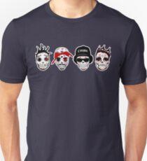 RIP MCs - Gangsta Rapper Sugar Skulls T-Shirt