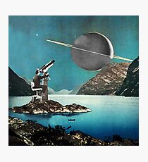 The Astronomer Photographic Print