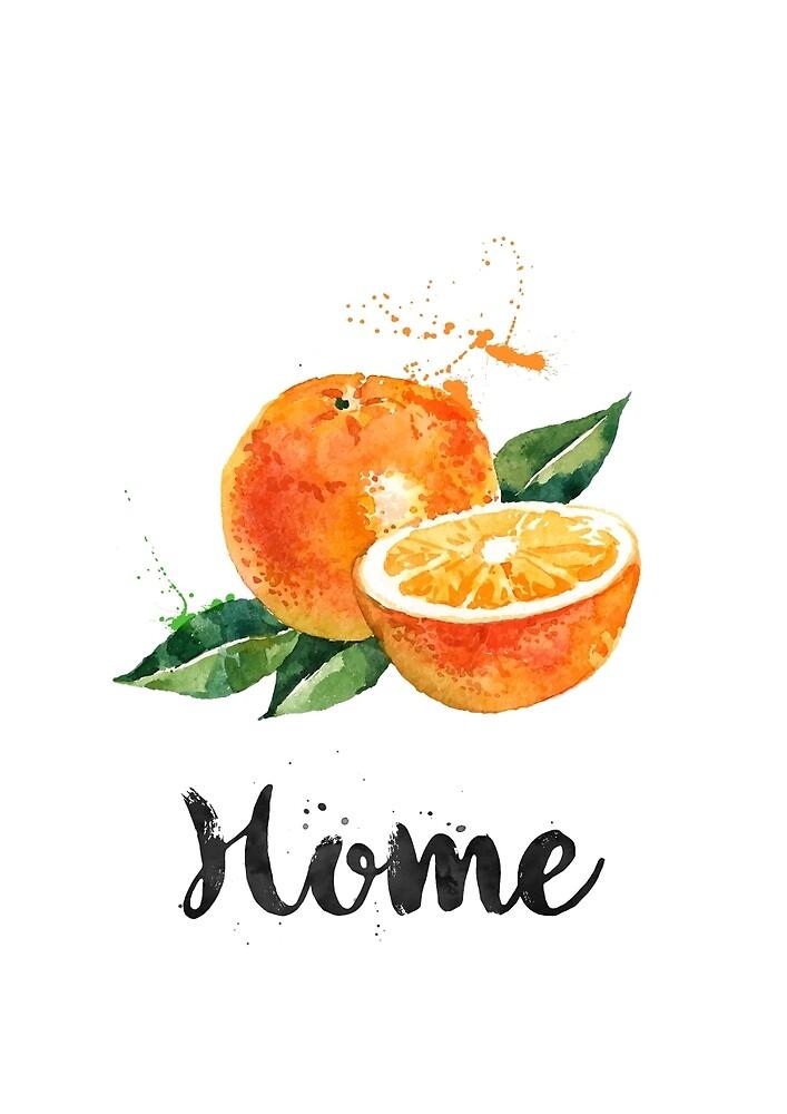 Orange. Home by found in  Atlantis