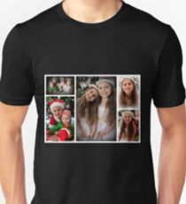 A Christmas Collage - No. 1 Unisex T-Shirt
