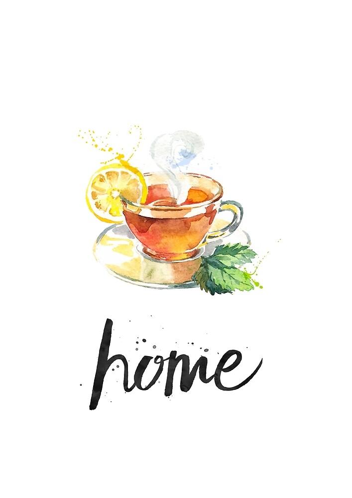 Tea cozy home by found in  Atlantis
