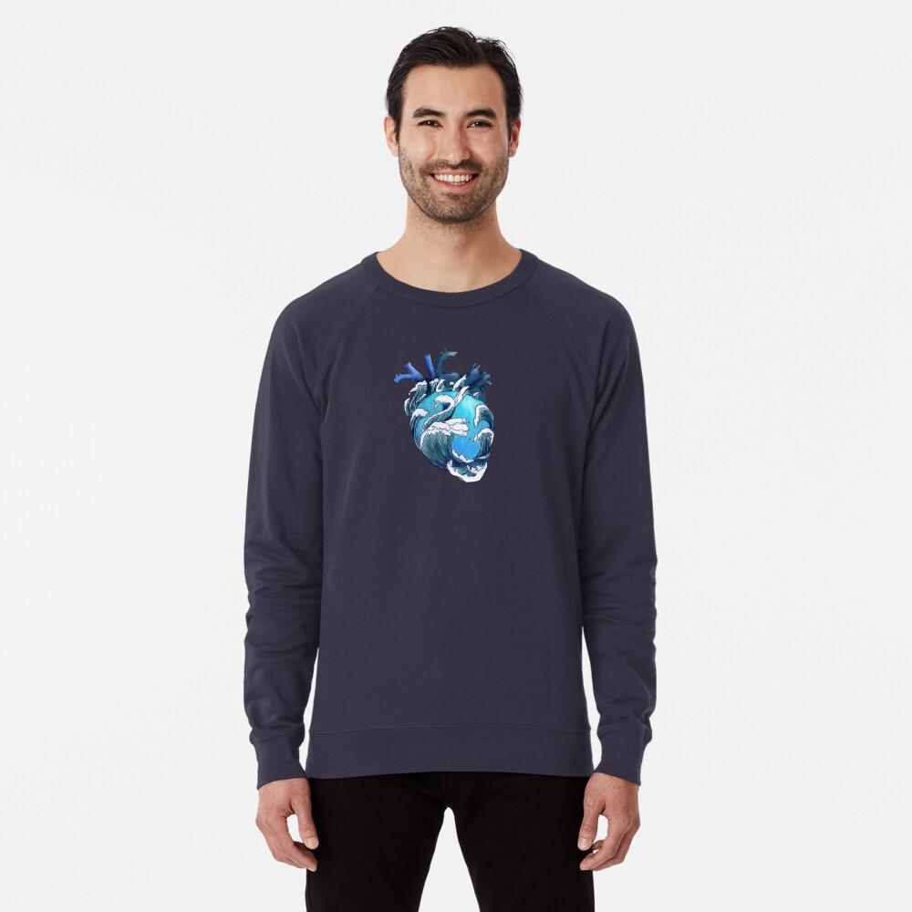 Beneath the Waves Lightweight Sweatshirt