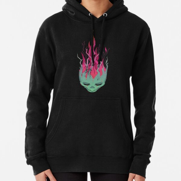 Muse of Vitality Pullover Hoodie