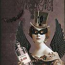Winged Vampire Masquerade by WinonaCookie