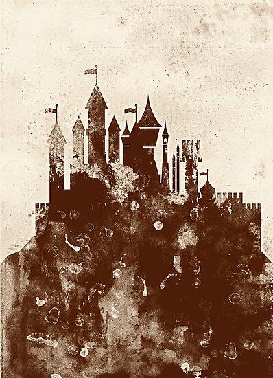 Castle by DimDom