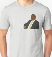 The Wire - Clay Davis - Sheeeeeeeit Unisex T-Shirt