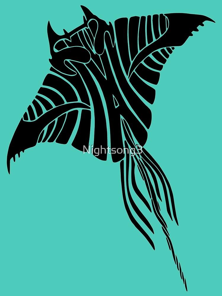 Manta Ray by Nightsong3