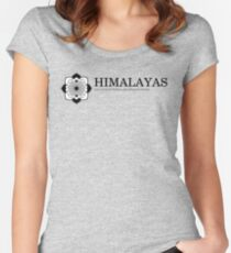 Himalayas Nepal Tibet Women's Fitted Scoop T-Shirt
